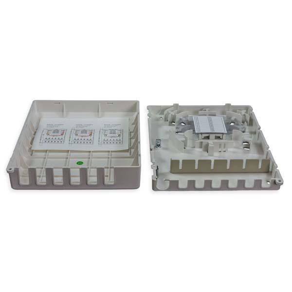 24-ports Indoor Fiber Optic Terminal Box OTB-11