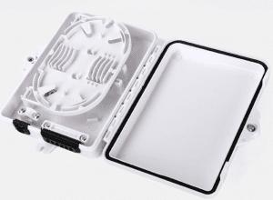 6 fiber external fiber optic distribution box