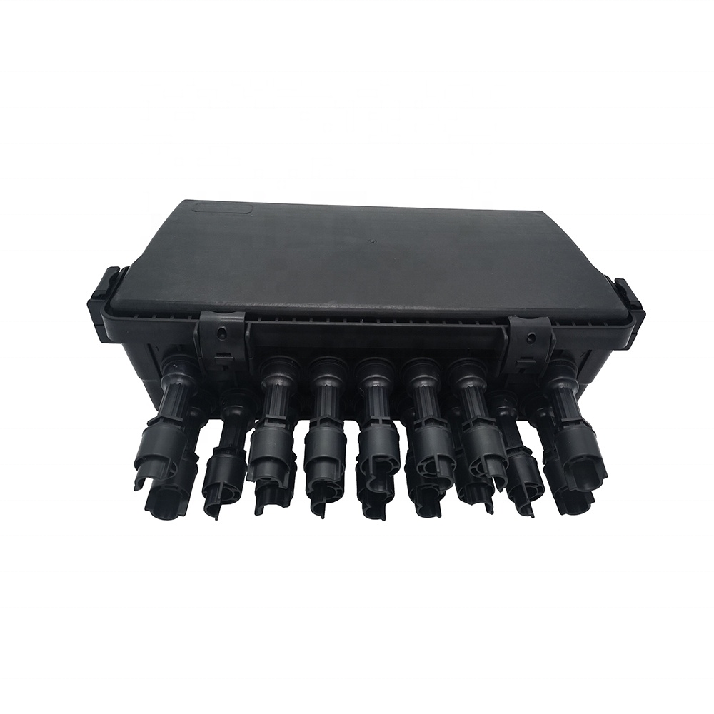 16 core Fast Connector Exit Optic Splice Closure with Splitter and Adapter Holder