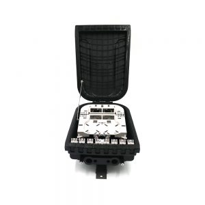 16 core fiber optical terminal box CTO box splitter box