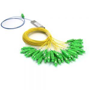 Anatel Splitter SCAPC 1X32 0.9mm Fiber PLC Splitter 32way splitter plc