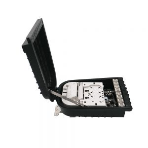 Caixa do divisor da caixa de distribuicao da fibra optica do SC de FTTH 16Port