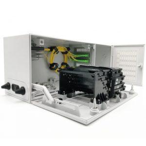 Caja Terminal Óptica Multioperador de interior CMI