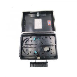 Fiber Optic 24 port Termination Box Wall Mount FTTH Splitter Box