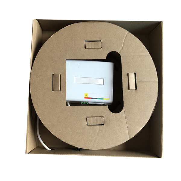 Ftth Mini Fiber Optic Terminal Box 4 core Small Cable Box