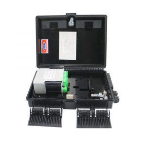 Hot Selling Fiber Terminal Box Caja de Distribucin de Fibra Optica 16 port For Mini PLC Splitter