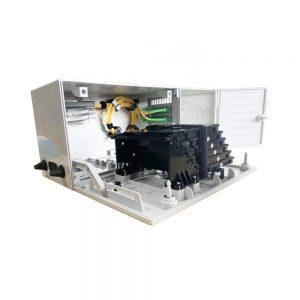 Wall Mounted Fiber Optical FTTH MODB Multi Operator Distribution Box 48FO