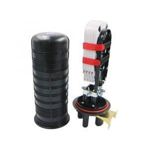 12- 96 core Fiber Optic Vertical Splice Closure