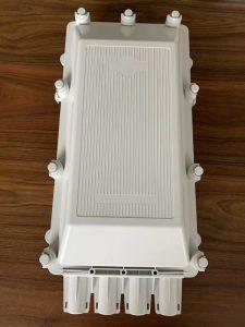 256F Fiber optic Splice Box with universal access