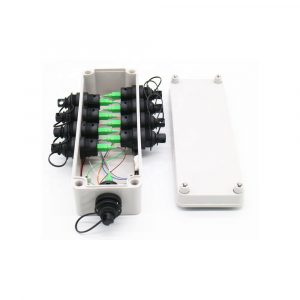 FTTA Optitap ODVA Mini SC Waterproof Fiber Optic Terminal box