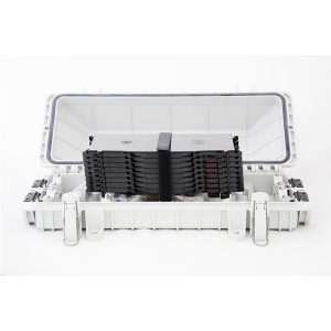 Fiber Optic Splice Box for Distribution Network (MiniCAU)