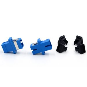 SCPC Fiber Optic Adaptor Simplex Single Mode