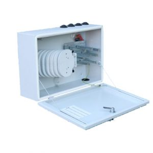 WALL OPTICAL CONNECTION CABINET GRO 48-96