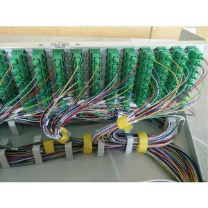 19inch modular swivel drawer 3U 144FO SCAPC G657A2 left opening