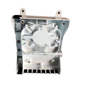 FTTX ftth cto divisor nap fibra optica caja de 8 nucleos