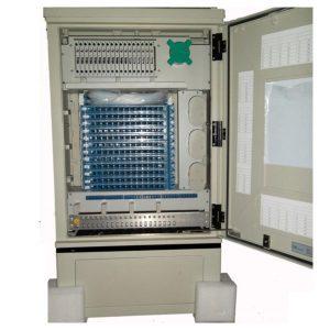 ODC-144C 144 FIBERS OUTDOOR FIBER OPTIC DISTRIUBTION CABINET-1