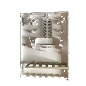 24 Core ABS optics fiber termination box 24 Ports Fiber Optic Junction Box Indoor ftth Fiber optic distribution box