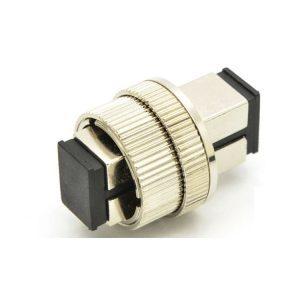 Fiber optic SC UPC variable attenuator 0-30dB SM adjustable attenuator