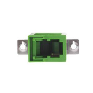 APC Type Optical Adapter E2000APC Fiber Optic Adapter from China