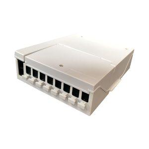 CDP-8 Indoor 8 Port Fiber Optic Termination Box