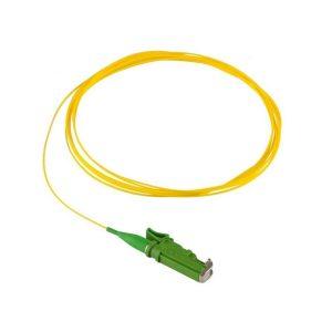 E2000 APC Pigtail Spring Loaded Shutter E2000 fiber Optic Connector