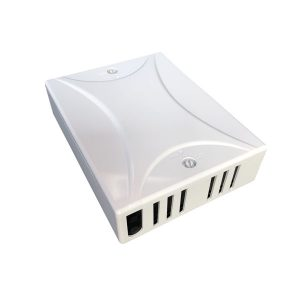 PBPO 48 splice indoor fiber optic splice box