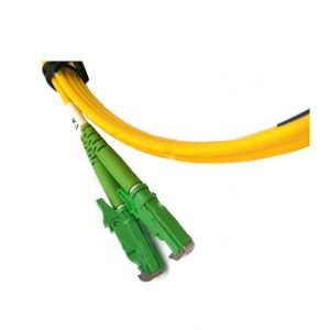 Single mode Simplex 10m E2000/APC-E2000/APC fiber optic patch cord