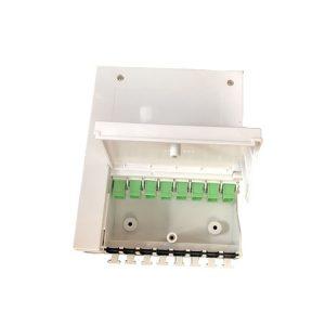Terminales de fibra optica 8 puertos
