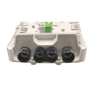 New products outdoor ftth termination box 16 port fiber optic terminal box