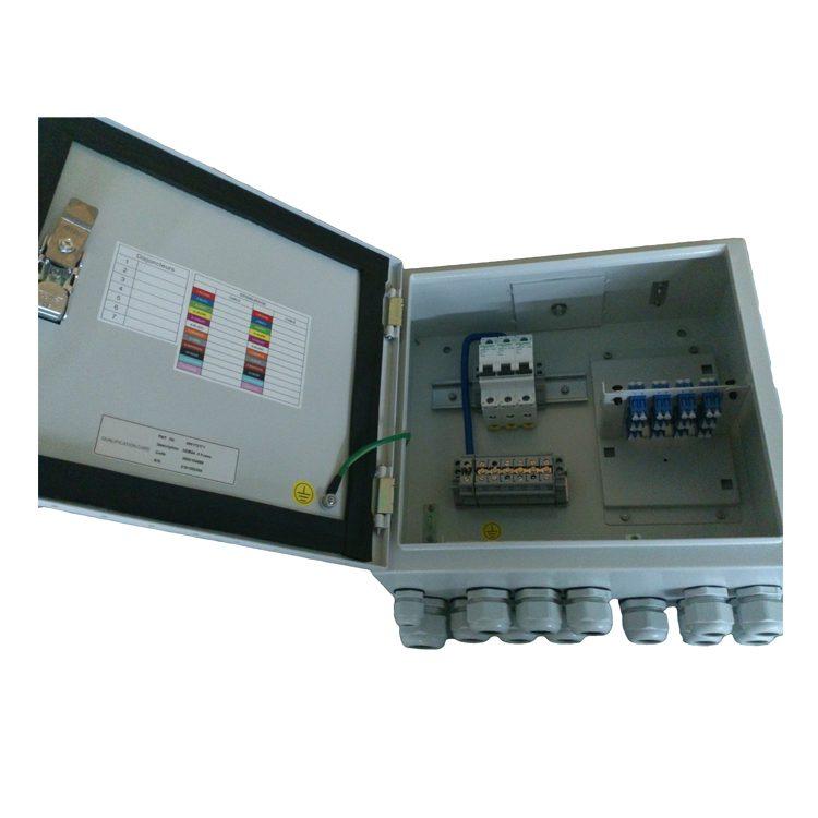 FTTA FIBER AND POWER HYBRID DISTRIBUTION BOX