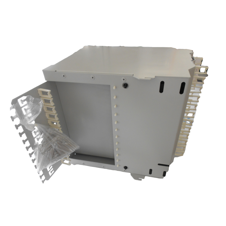 3M High capacity fiber optic distribution frame RFO 144