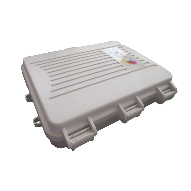2 to 4 fibers outdoor fiber termination box for STC TS 3118