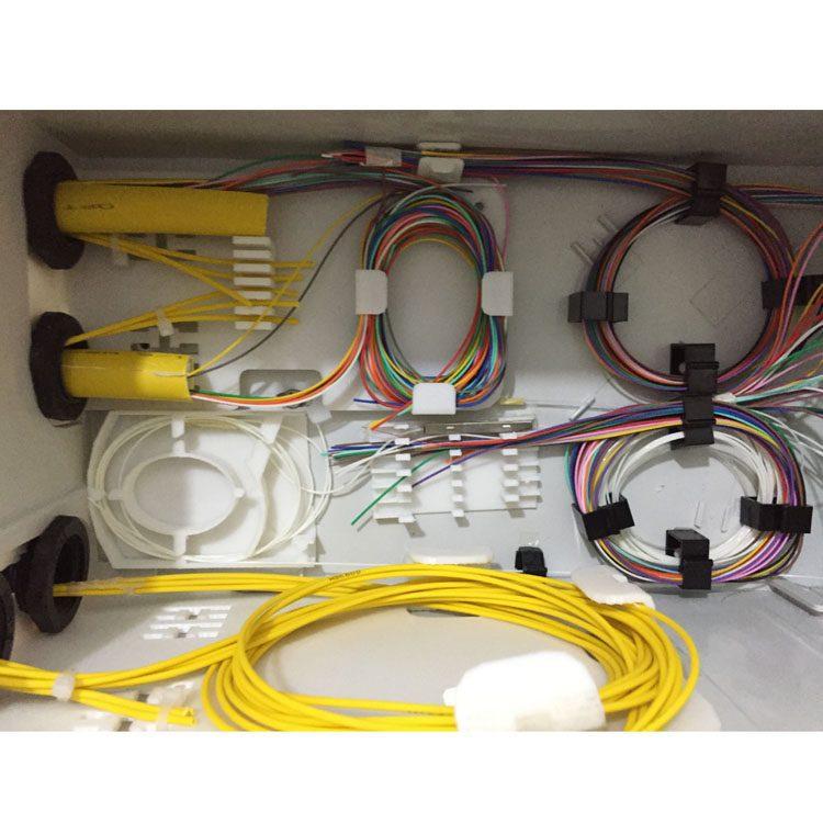 CSOE48P BOX ottico PLASTICO CSOE DA 48 REGISTRI