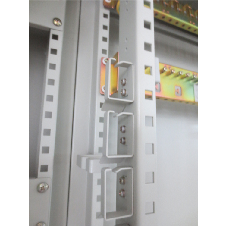 STC Metric (ETSI) Rack, Fiber Management Frame