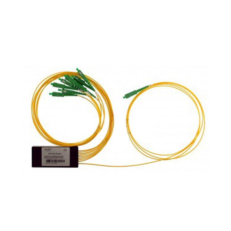 Telefonica Optical Splitter Divider PLC MINI Box ABS SC APC