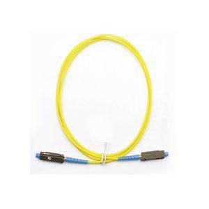 mu-mu fiber optic patch cord