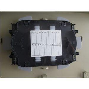 19inch 24 ports modular type sc adapter sliding patch panel