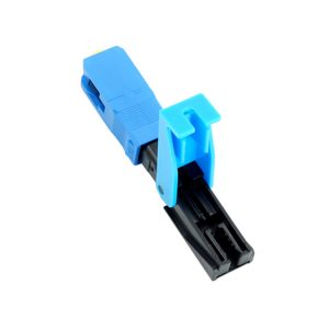 Field Assembly SCAPC FTTH optical fiber fast connector for FTTH