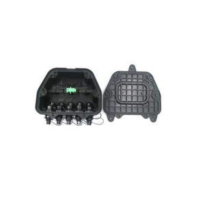 Optitap Outdoor Fiber Optic Terminal Box with 1x2 splitter and 1x8 splitter