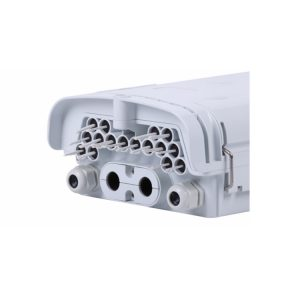 8 ports mini cto for mini sc fast connector