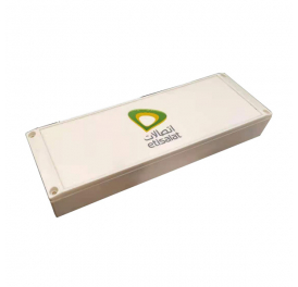 FTTH Etisalat Socket Fiber Optical Telecommunications Outlet SC port adapter Extended ODF