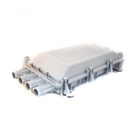 Fiber Optic Splice Box with universal access up to 256 FO (CAU 64 128)