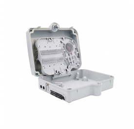 Outdoor 24 port Terminal Box for LGX Splitter PLC Fiber CTO Box Wall Mount Optical Joint Box