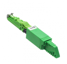 SM E2000 APC Female to Male Fiber Optic Attenuator